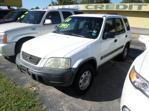2000 Honda CR-V for sale at Credit Cars of NWA in Bentonville AR