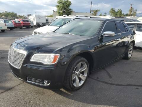2012 Chrysler 300 for sale at DPM Motorcars in Albuquerque NM