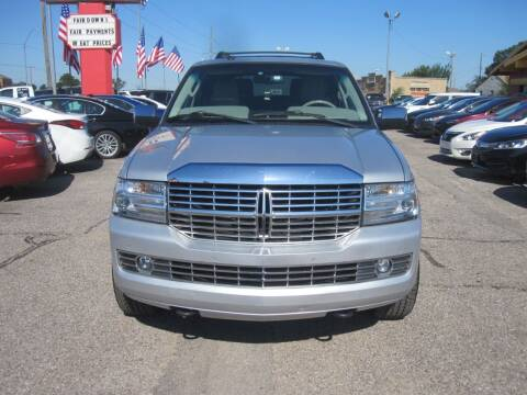 2012 Lincoln Navigator for sale at T & D Motor Company in Bethany OK