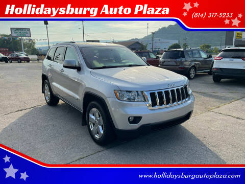2012 Jeep Grand Cherokee for sale at Hollidaysburg Auto Plaza in Hollidaysburg PA