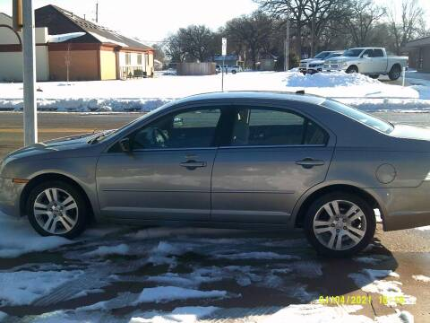 2008 Ford Fusion for sale at D & D Auto Sales in Topeka KS