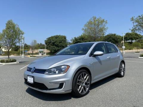 2015 Volkswagen e-Golf for sale at Venice Motors in Santa Monica CA