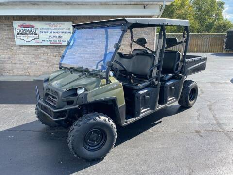 2011 Polaris Ranger Crew 800 for sale at CarSmart Auto Group in Orleans IN