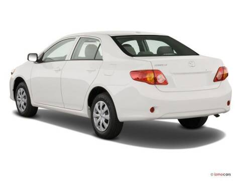 2010 Toyota Corolla for sale at Econo Auto Sales Inc in Raleigh NC