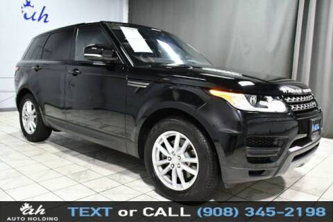2017 Land Rover Range Rover Sport for sale at AUTO HOLDING in Hillside NJ