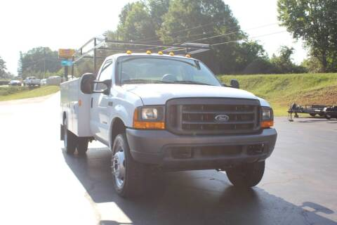 1999 Ford F-550 Super Duty for sale at Baldwin Automotive LLC in Greenville SC