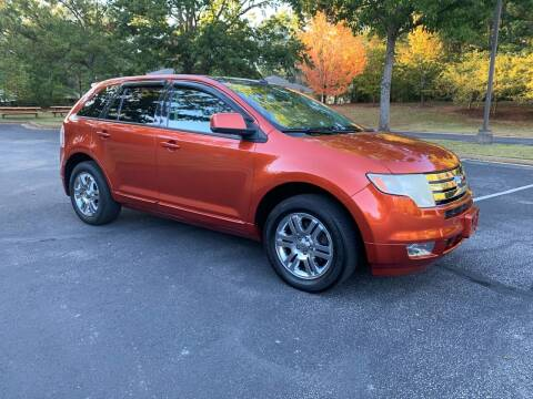 2007 Ford Edge for sale at Top Notch Luxury Motors in Decatur GA