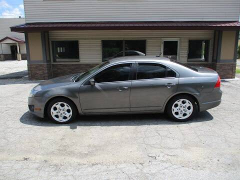 2010 Ford Fusion for sale at Settle Auto Sales TAYLOR ST. in Fort Wayne IN