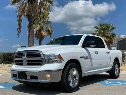 2017 RAM Ram Pickup 1500 for sale at Motorcars Group Management - Bud Johnson Motor Co in San Antonio TX