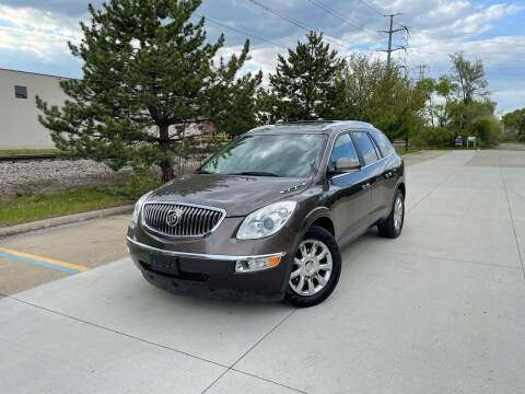 2012 Buick Enclave for sale at A & R Auto Sale in Sterling Heights MI