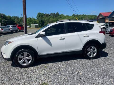 2014 Toyota RAV4 for sale at M&L Auto, LLC in Clyde NC