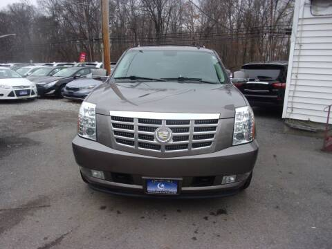2012 Cadillac Escalade Hybrid for sale at Balic Autos Inc in Lanham MD