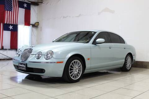 2006 Jaguar S-Type for sale at ROADSTERS AUTO in Houston TX