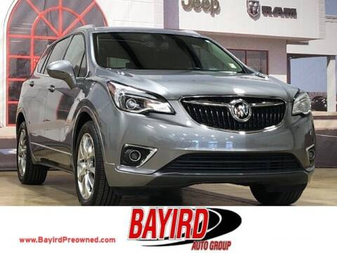 2020 Buick Envision for sale at Bayird Truck Center in Paragould AR