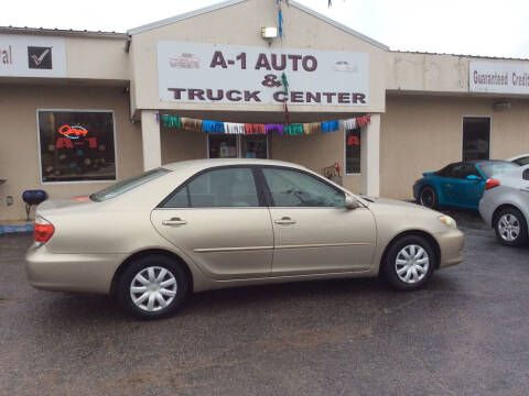 2005 Toyota Camry for sale at A-1 AUTO AND TRUCK CENTER in Memphis TN