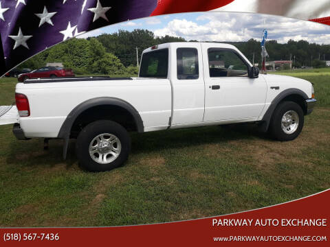 2000 Ford Ranger for sale at Parkway Auto Exchange in Elizaville NY