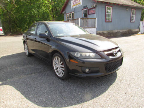 2007 Mazda MAZDASPEED6 for sale at Auto Outlet Of Vineland in Vineland NJ