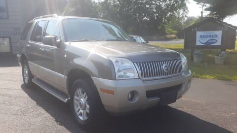 2004 Mercury Mountaineer for sale at Shores Auto in Lakeland Shores MN