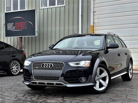 2014 Audi Allroad for sale at Haus of Imports in Lemont IL