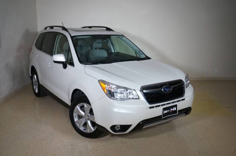 2014 Subaru Forester for sale at TopGear Motorcars in Grand Prarie TX