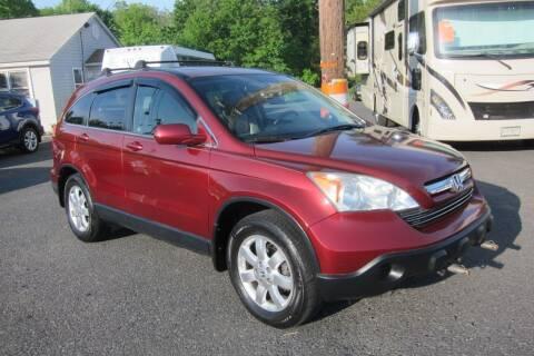 2008 Honda CR-V for sale at K & R Auto Sales,Inc in Quakertown PA