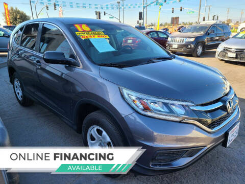 2016 Honda CR-V for sale at Super Cars Sales Inc #1 - Super Auto Sales Inc #2 in Modesto CA