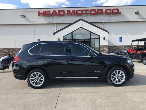 2015 BMW X5 for sale at Head Motor Company - Head Indian Motorcycle in Columbia MO