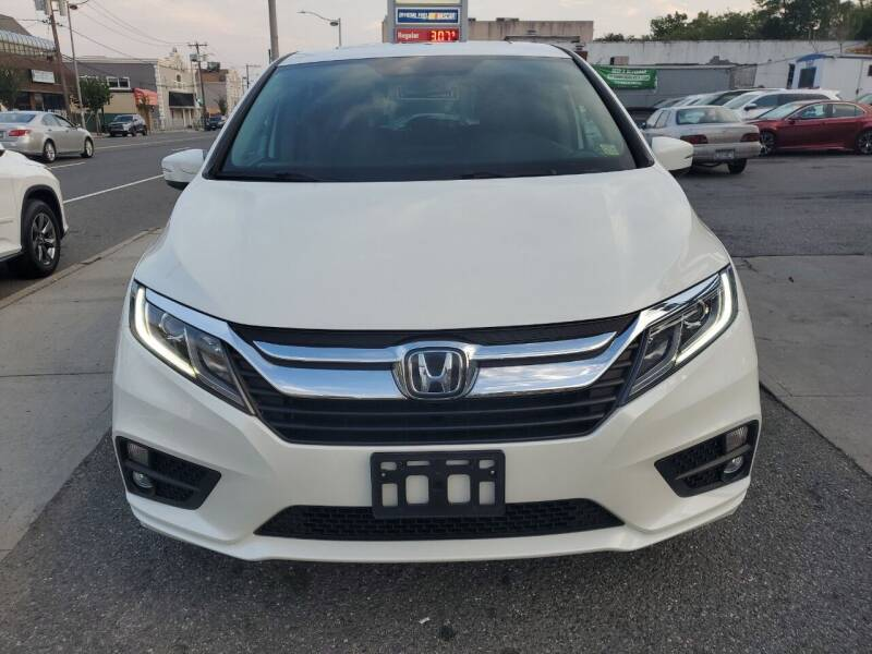 2019 Honda Odyssey for sale at OFIER AUTO SALES in Freeport NY