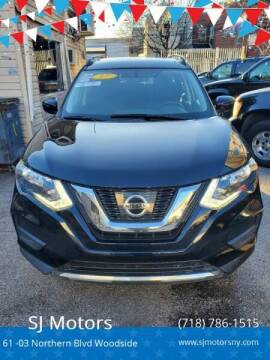 2017 Nissan Rogue for sale at Shah Jee Motors in Woodside NY