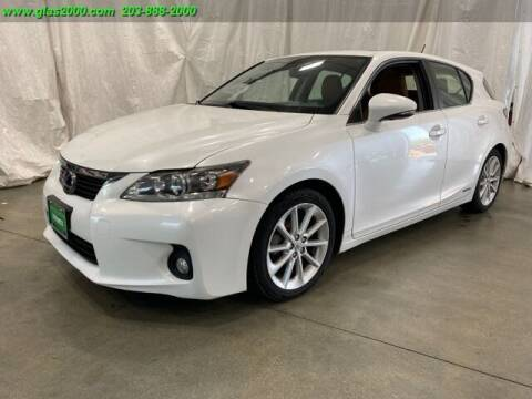 2012 Lexus CT 200h for sale at Green Light Auto Sales LLC in Bethany CT