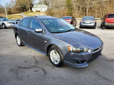 2009 Mitsubishi Lancer for sale at DISCOUNT AUTO SALES in Johnson City TN