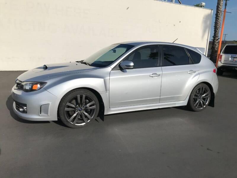 2010 Subaru Impreza for sale at Shoppe Auto Plus in Westminster CA