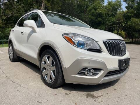 2014 Buick Encore for sale at Thornhill Motor Company in Lake Worth TX