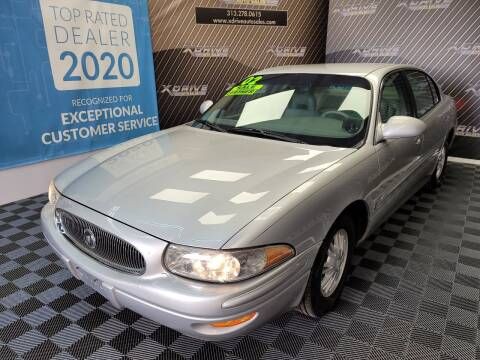 2002 Buick LeSabre for sale at X Drive Auto Sales Inc. in Dearborn Heights MI