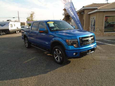 2013 Ford F-150 for sale at Team D Auto Sales in Saint George UT