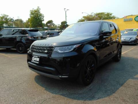 2017 Land Rover Discovery for sale at Santa Monica Suvs in Santa Monica CA