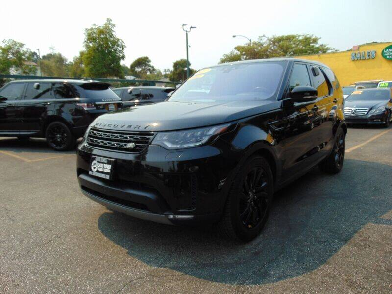 2017 Land Rover Discovery for sale in Santa Monica, CA