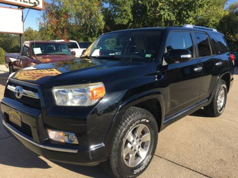 2011 Toyota 4Runner for sale at Town and Country Auto Sales in Jefferson City MO