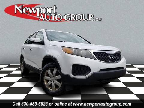 2011 Kia Sorento for sale at Newport Auto Group in Austintown OH