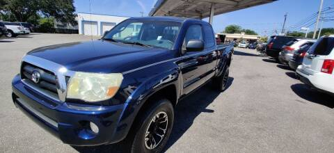 2006 Toyota Tacoma for sale at Max Auto Sales in Sanford FL