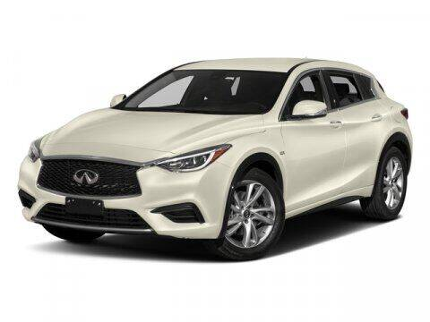 2018 Infiniti QX30 for sale at TRAVERS GMT AUTO SALES - Traver GMT Auto Sales West in O Fallon MO