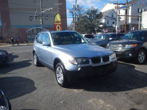 2004 BMW X3 for sale at 103 Auto Sales in Bloomfield NJ