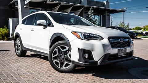 2019 Subaru Crosstrek for sale at MUSCLE MOTORS AUTO SALES INC in Reno NV
