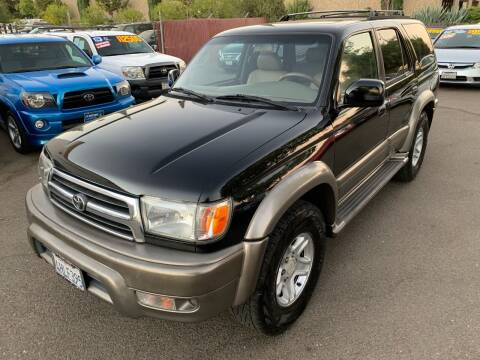 2000 Toyota 4Runner for sale at C. H. Auto Sales in Citrus Heights CA