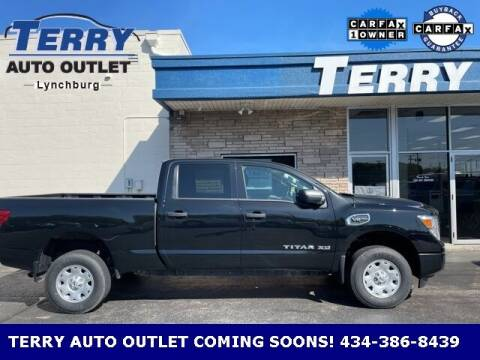 2019 Nissan Titan XD for sale at Terry Auto Outlet in Lynchburg VA