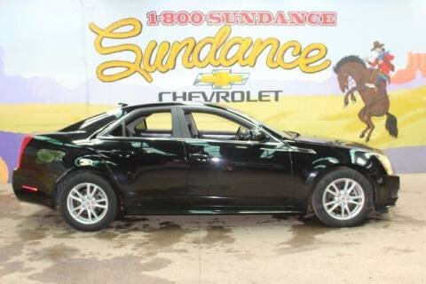 2013 Cadillac CTS for sale at Sundance Chevrolet in Grand Ledge MI