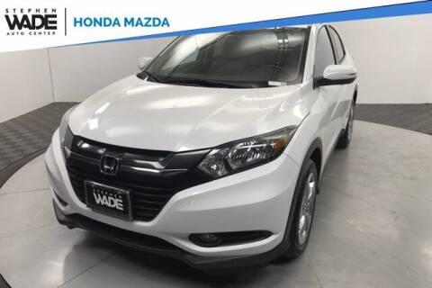 2017 Honda HR-V for sale at Stephen Wade Pre-Owned Supercenter in Saint George UT