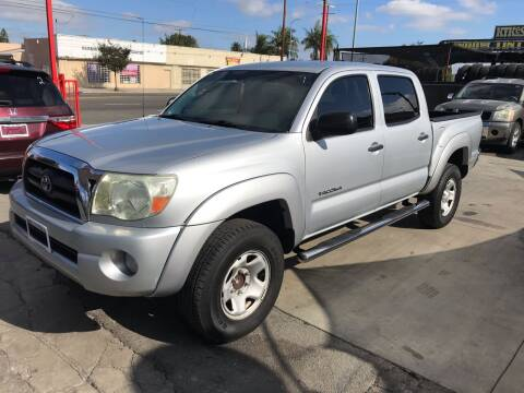 2006 Toyota Tacoma for sale at Auto Emporium in Wilmington CA