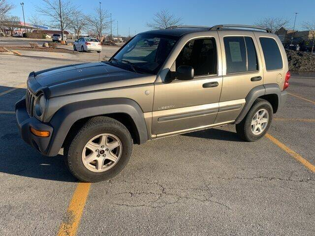 2004 Jeep Liberty for sale at Tim Short Chrysler in Morehead KY