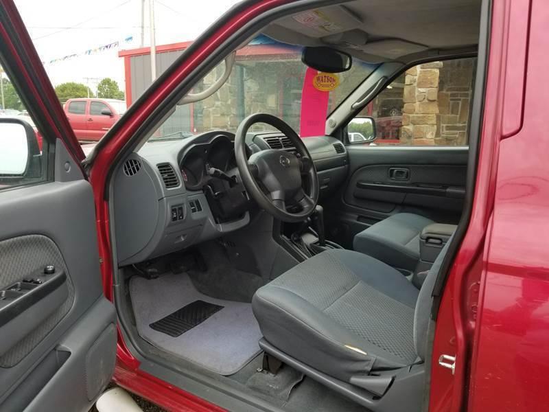 2002 Nissan Xterra SE 4WD 4dr SUV - Poteau OK